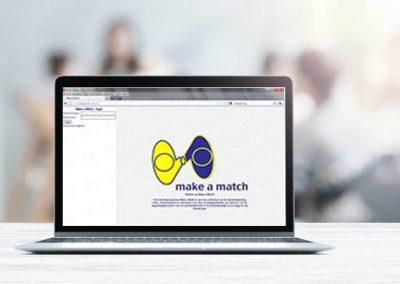 'Make -a-match' voor huisartsopleidingen